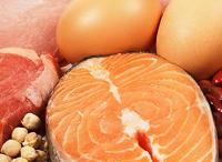 Es ist wichtig, eine angemessene Menge an Proteinen in der Ernährung zu haben
