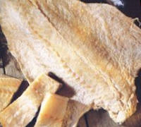 Kabeljau, ein proteinreiches Nahrungsmittel