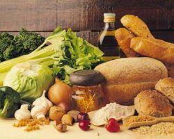 Kohlenhydrate, Proteine und Fette
