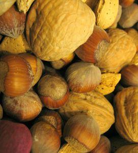 Trockenfrüchte enthalten Proteine für Vegetarier und Veganer